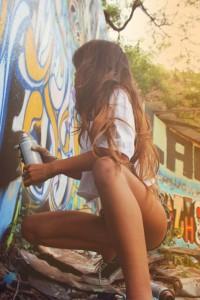 brazil graffiti Girlz