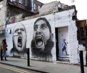 Streetart Kunst